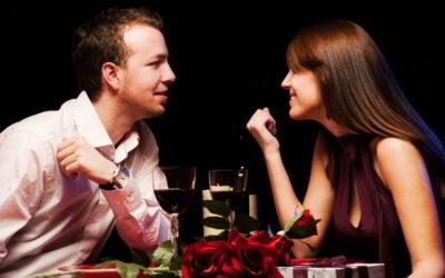 Kolacja dla zakochanych