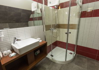 Pokój studio, łazienka